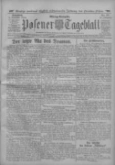 Posener Tageblatt 1912.11.02 Jg.51 Nr517