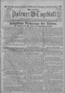 Posener Tageblatt 1912.11.04 Jg.51 Nr519