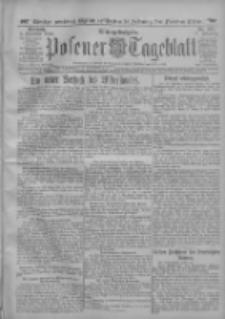 Posener Tageblatt 1912.11.06 Jg.51 Nr523