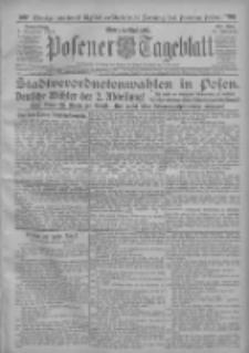 Posener Tageblatt 1912.11.07 Jg.51 Nr524