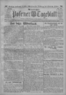 Posener Tageblatt 1912.11.08 Jg.51 Nr527