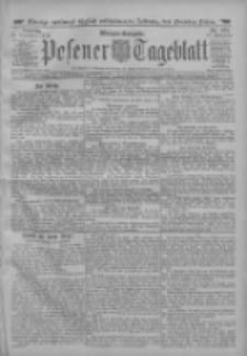Posener Tageblatt 1912.11.12 Jg.51 Nr532