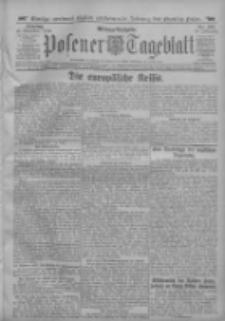 Posener Tageblatt 1912.11.12 Jg.51 Nr533