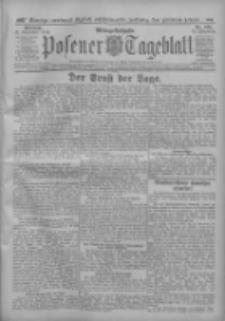 Posener Tageblatt 1912.11.13 Jg.51 Nr535