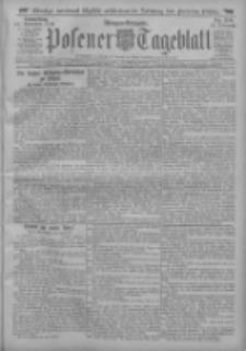 Posener Tageblatt 1912.11. 14Jg.51 Nr536