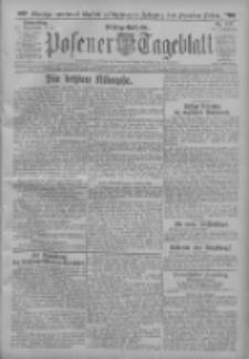 Posener Tageblatt 1912.11.14 Jg.51 Nr537