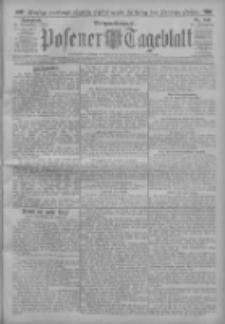 Posener Tageblatt 1912.11.16 Jg.51 Nr540