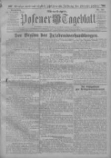 Posener Tageblatt 1912.11.16 Jg.51 Nr541