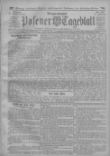 Posener Tageblatt 1912.11.17 Jg.51 Nr542