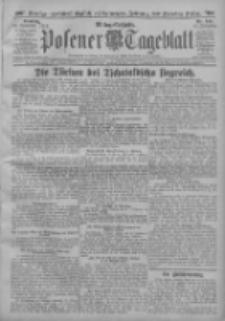 Posener Tageblatt 1912.11.19 Jg.51 Nr545