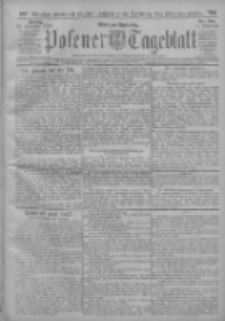 Posener Tageblatt 1912.11.22 Jg.51 Nr548