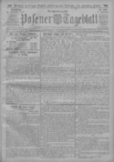 Posener Tageblatt 1912.11.23 Jg.51 Nr550