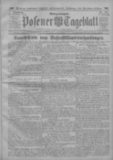 Posener Tageblatt 1912.11.23 Jg.51 Nr551