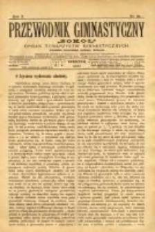 """Przewodnik Gimnastyczny """"Sokół"""": organ Towarzystw Gimnastycznych 1890.12 R.10 Nr12"""