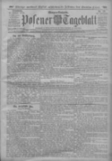 Posener Tageblatt 1913.01.18 Jg.52 Nr29