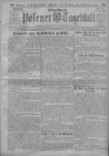 Posener Tageblatt 1913.01.18 Jg.52 Nr30