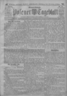 Posener Tageblatt 1913.01.19 Jg.52 Nr31