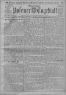 Posener Tageblatt 1913.01.21 Jg.52 Nr33