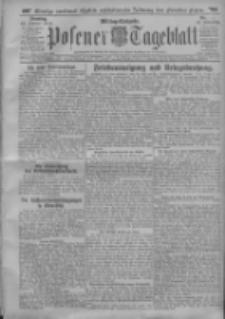 Posener Tageblatt 1913.01.21 Jg.52 Nr34