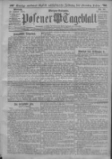 Posener Tageblatt 1913.01.22 Jg.52 Nr35