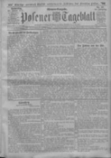 Posener Tageblatt 1913.01.23 Jg.52 Nr37
