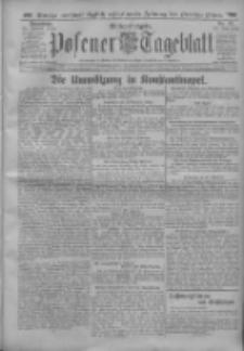Posener Tageblatt 1913.01.25 Jg.52 Nr42