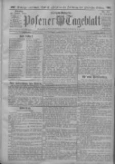 Posener Tageblatt 1913.01.26 Jg.52 Nr43