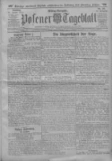 Posener Tageblatt 1913.01.28 Jg.52 Nr46