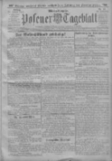 Posener Tageblatt 1913.01.31 Jg.52 Nr52