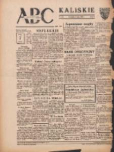 ABC Kaliskie 1939.05.07 R.3 Nr125