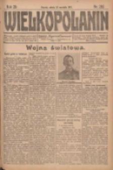 Wielkopolanin 1917.09.22 R.35 Nr216