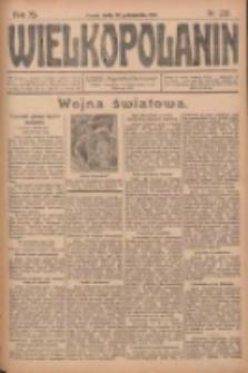 Wielkopolanin 1917.10.10 R.35 Nr231
