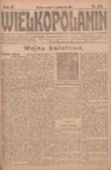 Wielkopolanin 1917.10.11 R.35 Nr232