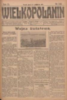 Wielkopolanin 1917.10.26 R.35 Nr245