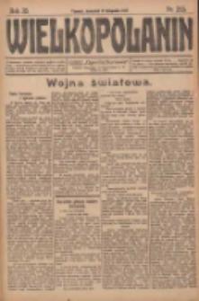 Wielkopolanin 1917.11.08 R.35 Nr255