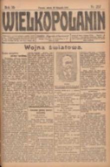 Wielkopolanin 1917.11.10 R.35 Nr257