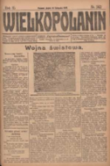Wielkopolanin 1917.11.16 R.35 Nr262
