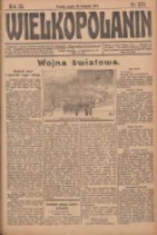 Wielkopolanin 1917.11.30 R.35 Nr273