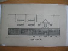 Dawniej budynek warsztatowy, aresztancki; dziś własność prywatna (wspólnoty mieszkaniowej)