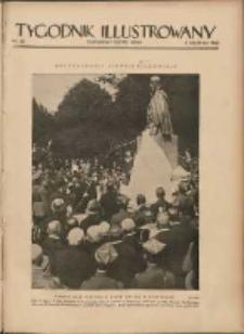 Tygodnik Ilustrowany 1927.08.06 Nr32