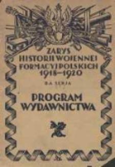 Program wydawnictwa