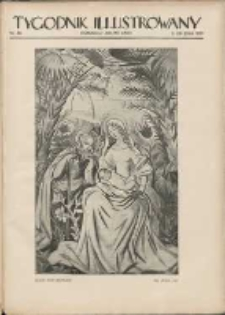 Tygodnik Illustrowany 1927.12.03 Nr49