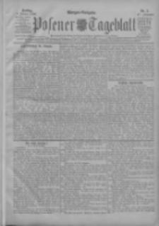 Posener Tageblatt 1908.01.03 Jg.47 Nr3