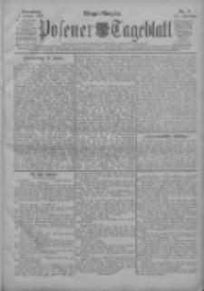 Posener Tageblatt 1908.01.04 Jg.47 Nr5