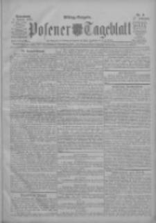Posener Tageblatt 1908.01.04 Jg.47 Nr6