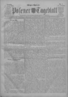 Posener Tageblatt 1908.01.05 Jg.47 Nr7