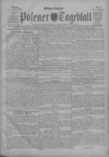 Posener Tageblatt 1908.01.06 Jg.47 Nr8
