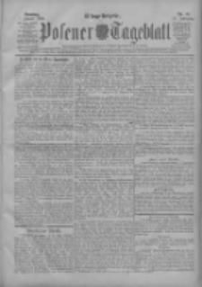 Posener Tageblatt 1908.01.08 Jg.47 Nr10