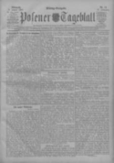 Posener Tageblatt 1908.01.08 Jg.47 Nr12