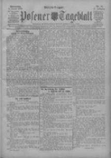 Posener Tageblatt 1908.01.09 Jg.47 Nr13